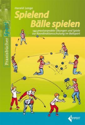 Spielend Bälle spielen, Harald Lange