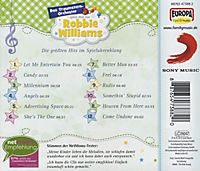 Spielt Hits Von Robbie Williams - Produktdetailbild 1