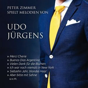 Spielt Melodien Von Udo Jürgens, Peter Zimmer