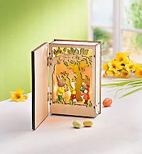 """Spieluhr """"Ostern"""" mit Licht - Produktdetailbild 1"""