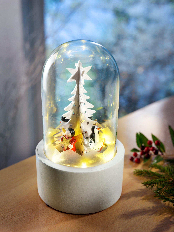 Spieluhr Weihnachten.Spieluhr Weihnachten Mit Led Beleuchtung Bestellen Weltbild De