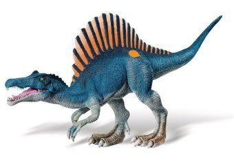 Spinosaurus, tiptoi Spielfigur mit Steuerungskarte