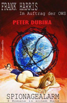 Spionagealarm, Peter Dubina