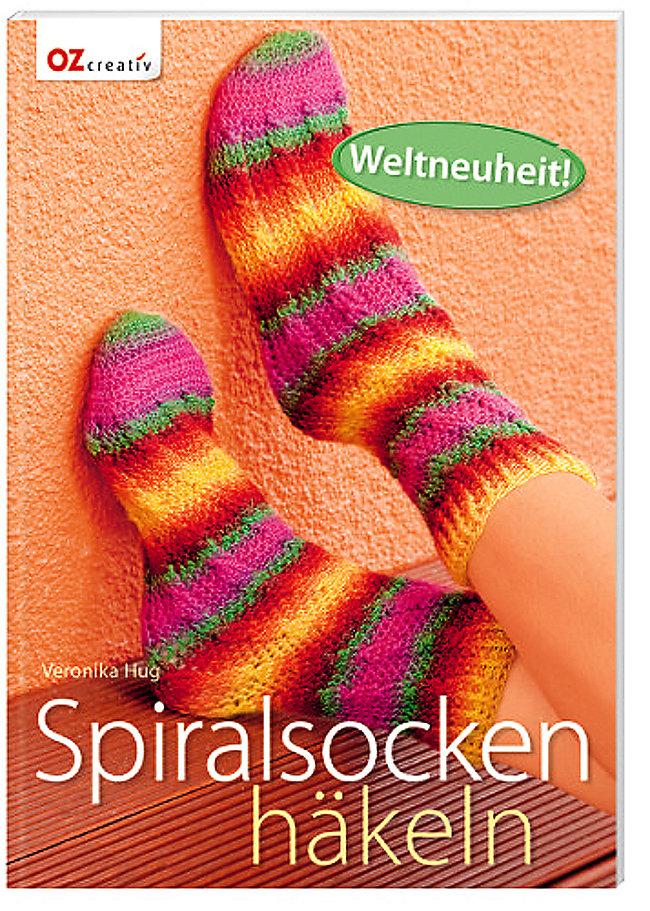 Spiralsocken Häkeln Buch Jetzt Bei Weltbildch Online Bestellen