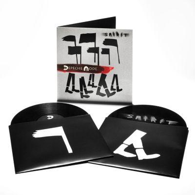 Spirit (2 LPs / 180gr) (Vinyl), Depeche Mode