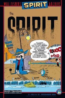 Spirit - 3.Juli bis 31. Dezember 1950 - Will Eisner |