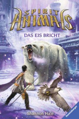 Spirit Animals: Spirit Animals 4: Das Eis bricht, Shannon Hale