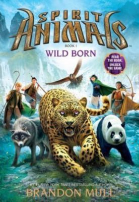 Spirit Animals - Wild Born, Brandon Mull