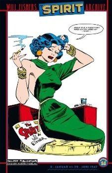 Spirit - Januar - Juni 1947, Vorzugsausgabe, Will Eisner