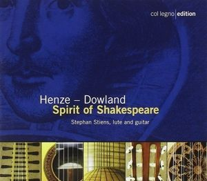 Spirit Of Shakespeare, S. Stiens