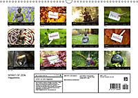 SPIRIT OF ZEN Happiness (Wall Calendar 2019 DIN A3 Landscape) - Produktdetailbild 1