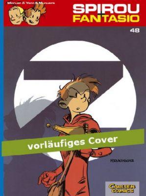 Spirou + Fantasio Band 48: Zu Ursprüngen des Z, André Franquin