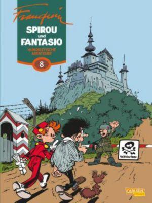 Spirou & Fantasio Gesamtausgabe - Humoristische Abenteuer, André Franquin
