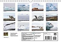 Spitzbergen - Arktische Impressionen (Wandkalender 2019 DIN A4 quer) - Produktdetailbild 6