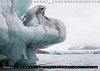 Spitzbergen - Arktische Impressionen (Wandkalender 2019 DIN A4 quer) - Produktdetailbild 12