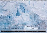Spitzbergen - Arktische Impressionen (Wandkalender 2019 DIN A3 quer) - Produktdetailbild 4