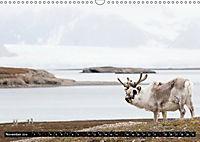 Spitzbergen - Arktische Impressionen (Wandkalender 2019 DIN A3 quer) - Produktdetailbild 11