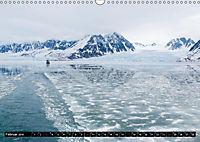 Spitzbergen - Arktische Impressionen (Wandkalender 2019 DIN A3 quer) - Produktdetailbild 2