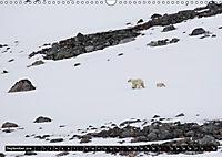Spitzbergen - Arktische Impressionen (Wandkalender 2019 DIN A3 quer) - Produktdetailbild 9