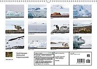 Spitzbergen - Arktische Impressionen (Wandkalender 2019 DIN A3 quer) - Produktdetailbild 13