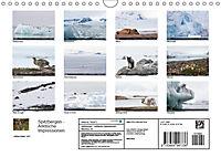 Spitzbergen - Arktische Impressionen (Wandkalender 2019 DIN A4 quer) - Produktdetailbild 13