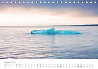 Spitzbergen - Wild.Rau.Ungezähmt. (Tischkalender 2019 DIN A5 quer) - Produktdetailbild 1