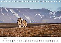 Spitzbergen - Wild.Rau.Ungezähmt. (Tischkalender 2019 DIN A5 quer) - Produktdetailbild 7