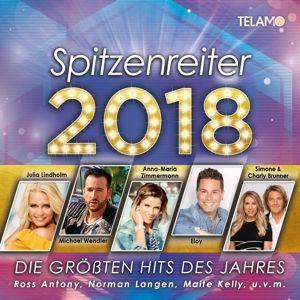 Spitzenreiter 2018, Diverse Interpreten