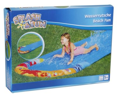Splash & Fun Wasserrutsche Beach Fun, 510 x 110 cm