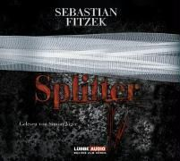 Splitter, 4 Audio-CDs, Sebastian Fitzek
