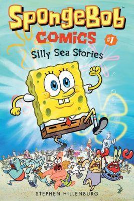 SpongeBob Comics, Stephen Hillenburg