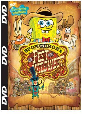 Spongebob Schwammkopf - Die Pest von Wildwest, Diverse Interpreten