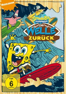 Spongebob Schwammkopf - Die Welle zurück, Kent Osborne, Steve Fonti, Steven Banks