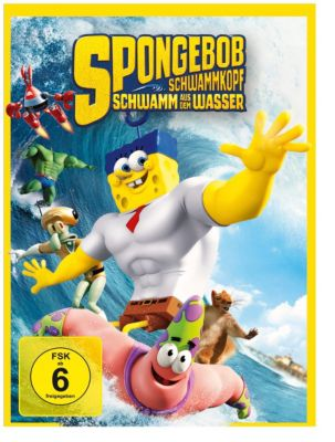 Spongebob Schwammkopf: Schwamm aus dem Wasser, Stephen Hillenburg, Paul Tibbitt
