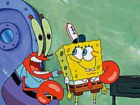 Spongebob Schwammkopf - Schwamm sucht Arbeit - Produktdetailbild 1