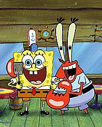 Spongebob Schwammkopf - Schwamm sucht Arbeit - Produktdetailbild 2