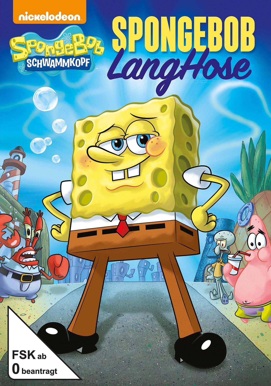 Spongebob Schwammkopf: Spongebob LangHose DVD | Weltbild.ch