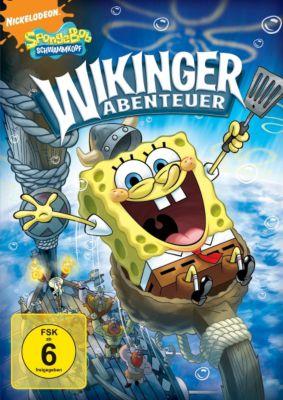 Spongebob Schwammkopf - Wikinger Abenteuer, Kent Osborne, Steve Fonti, Steven Banks