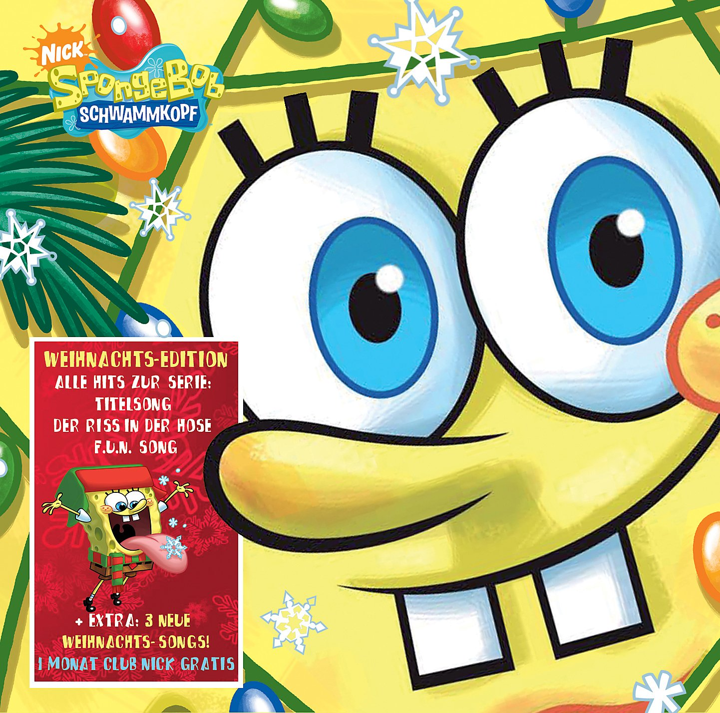 SpongeBob - Weihnachts-Edition CD bei Weltbild.de bestellen