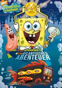 Spongebobs Atlantisches Abenteuer, Diverse Interpreten