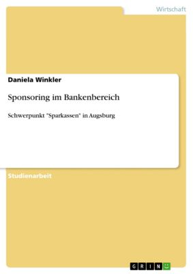 Sponsoring im Bankenbereich, Daniela Winkler