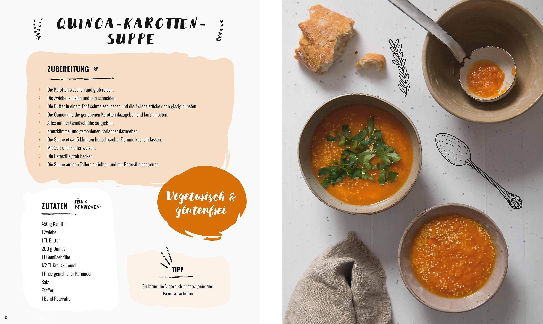 Spruch zum 18 geburtstag suppe selber ausloffeln