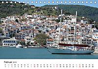 Sporadeninsel Skiathos (Tischkalender 2019 DIN A5 quer) - Produktdetailbild 2