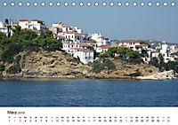 Sporadeninsel Skiathos (Tischkalender 2019 DIN A5 quer) - Produktdetailbild 3