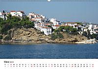 Sporadeninsel Skiathos (Wandkalender 2019 DIN A2 quer) - Produktdetailbild 3
