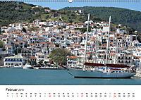Sporadeninsel Skiathos (Wandkalender 2019 DIN A2 quer) - Produktdetailbild 2