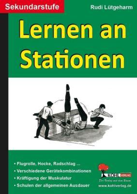 Sport an Stationen / Sekundarstufe, Rudi Lütgeharm