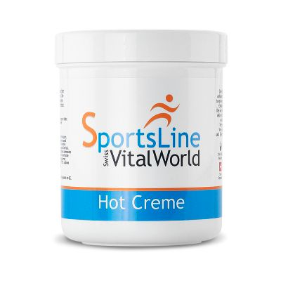 SportsLine Hot Creme, 300ml von VitalWorld