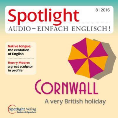 Spotlight Audio: Englisch lernen Audio - Cornwall, Spotlight Verlag