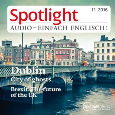 spotlight audio englisch lernen audio gespenstisches dublin h rbuch download. Black Bedroom Furniture Sets. Home Design Ideas